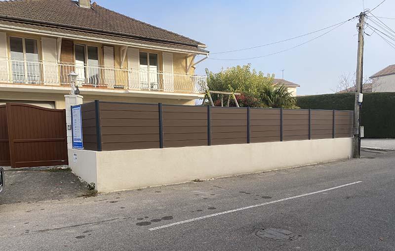 Création de clôture Lyon
