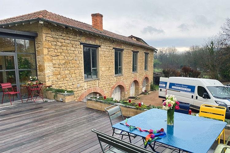 Rénovation maison Lyon